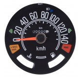 Speedometer Gauge; 80-86 Jeep CJ5/CJ7/CJ8