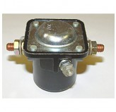 Starter Solenoid, 12V; 46-71 Jeep Willys/Jeep