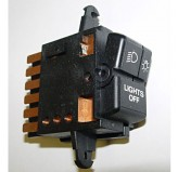 Headlight Switch; 87-95 Jeep Wrangler YJ