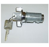 Ignition Lock with Keys; 87-90 Jeep Wrangler YJ