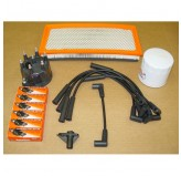 Ignition Tune Up Kit, 4.0L; 99-00 Jeep Wrangler TJ