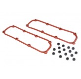 Valve Cover Gaskets 3.8L; 07-11 Jeep Wrangler