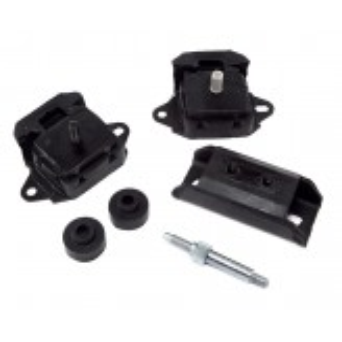 Engine Mounting Kit, 4.2L; 72-86 Jeep CJ Models