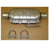 Catalytic Converter; 75-78 Jeep CJ Models