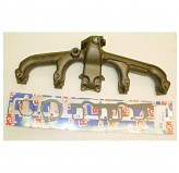 Exhaust Manifold Kit; 81-90 Jeep Models
