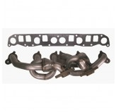 Header, Stainless Steel, 4.0L; 99-06 Jeep Models XJ/ZJ/TJ