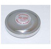 Gas Cap with Check Valve; 71-76 Jeep CJ Models
