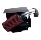 Cold Air Intake Kit, 4.0L; 91-95 Jeep Wrangler YJ