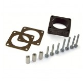 Throttle Body Spacer; 91-06 Jeep Cherokee/Wrangler XJ/YJ/TJ
