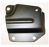 Steering Box Mounting Tie Plate; 78-86 Jeep CJ Models