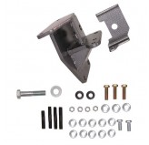 HD Steering Box Mount; 76-86 Jeep CJ Models