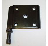 Right Rear Leaf Spring Plate; 76-86 Jeep CJ Models