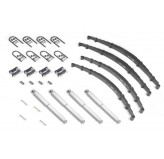 Leaf Spring Kit; 59-75 Jeep CJ Models
