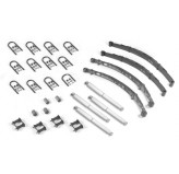 Leaf Spring Kit; 76-81 Jeep CJ Models