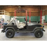 1989 YJ Wrangler project Jeep