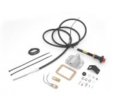 Differential Cable Lock Kit, for Dana 30; 84-95 Jeep Wrangler XJ/YJ