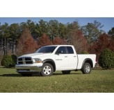 All Terrain Fender Flares; 09-12 Ram 1500 Pickups
