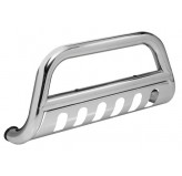 2.5-Inch Stainless Steel Bull Bar 2011 Jeep WK  Grand Cherokee