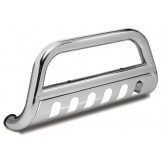 3-Inch Stainless Steel Bull Bar 2011 Dodge 2500 3500 Mega Cab