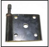 Lower Shock Mount Plate, Left; 41-45 Willys MB/Ford GPW
