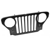 Grille; 47-49 Willys CJ2A