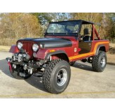 1985 Jeep Custom Built CJ8 Scrambler