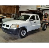 2006 Mitsubishi Ext Cab Work Truck