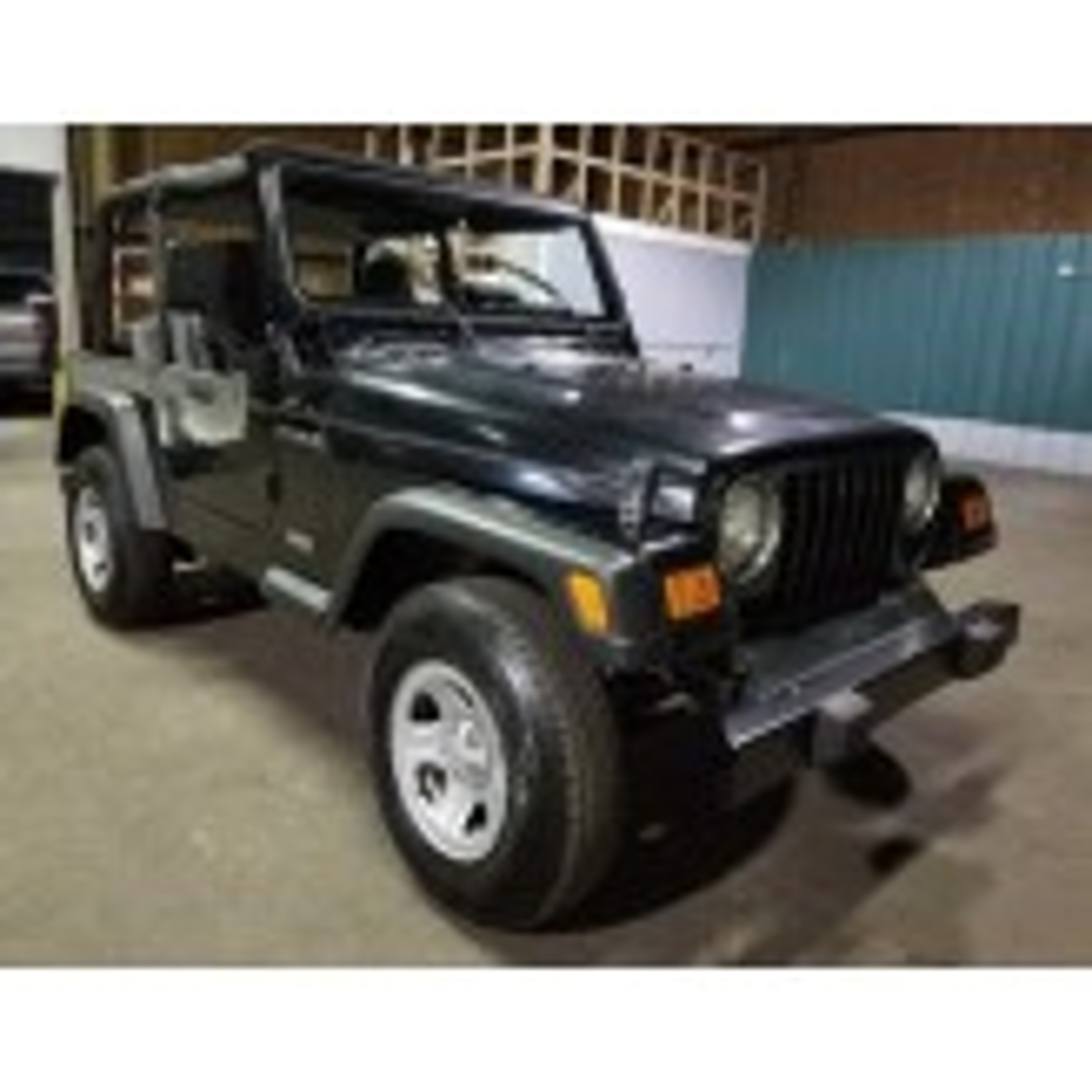 2000 Jeep Wrangler...Sorry, already sold