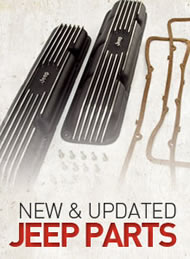 new jeep parts
