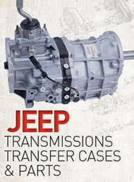 jeep transmissions